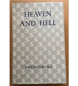 Heaven and Hell, Swedenborg [1958]