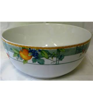 "Wedgwood Eden 9.5"" serving bowl"