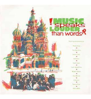 Music Speaks Louder Than Words Various