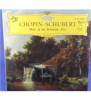 Chopin / Schubert: Music Of The Romantic Era - Various - 104 407