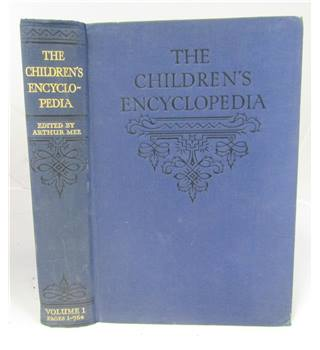 The Children's Encyclopedia : 10 Volume Set