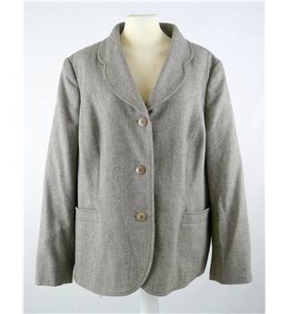 Eastex - Size: 20 -  Light Brown - Jacket