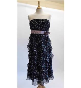 Floral Strapless dress by Kookai size 16