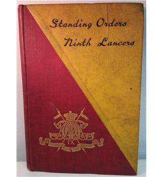 Standing Orders 9th (Queen's Royal) Lancers