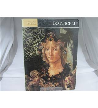 Great Artists Collection Botticelli