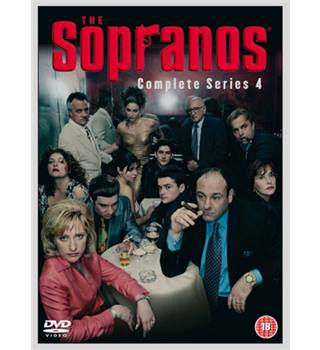 THE SOPRANOS COMPLETE SERIES 4 18