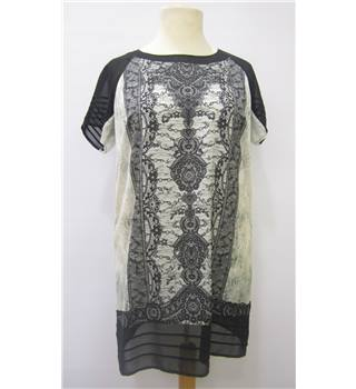 Star by Julien MacDonald Smock Dress  - Size: 16 - Black - Smock