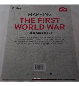 The mapping of the first world war