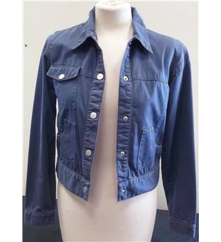 New Look - Size: 10 - Blue - Casual jacket / coat