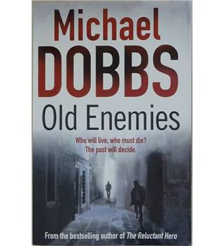 Old Enemies (signed by the author)