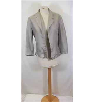 SPORTMAX Pura Seta - Size: 10 - Grey - Casual jacket / coat