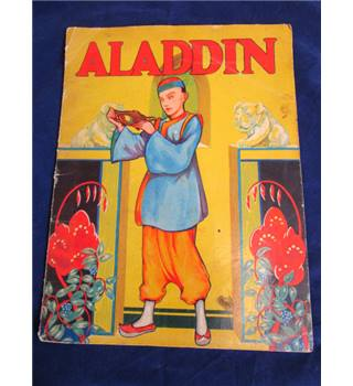 Aladdin, illustrated Doris White