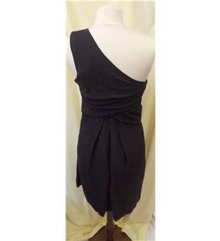 Diesel Black Gold Dress Diesel - Size: 36 - Black