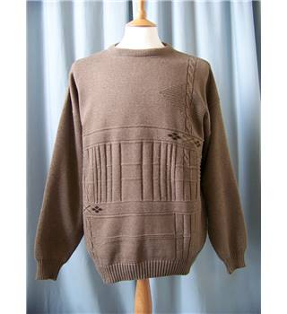 Bannockburn - Size: XXL - Brown - Jumper