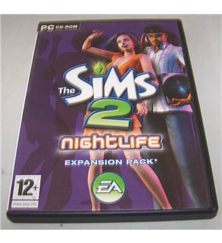 The Sims 2 Nightlife - Expansion Pack