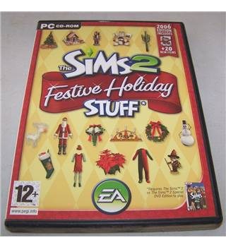 The Sims 2 Festive Holiday Stuff Expansion Pack