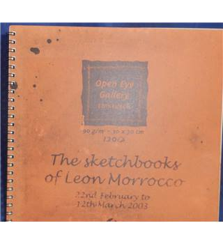 The Sketchbooks of Leon Morrocco