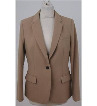 Next - Size: 14 Petite - Camel Brown - Smart jacket / coat