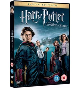 HARRY POTTER AND THE GOBLET OF FIRE - 2 disc edition 12