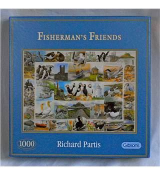 Gibson 'Fisherman's Friends' 1000 Pieces