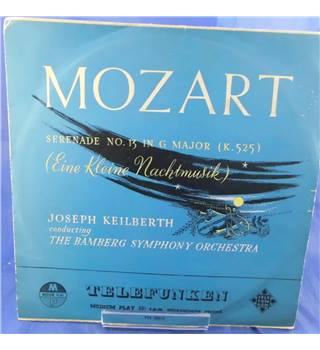 Mozart: Serenade No.13 in G Major K. 525 - Joseph Keilberth - TM 68010