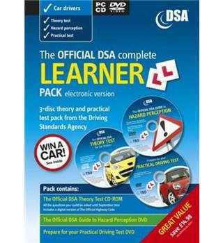 The Official DSA Complete Learner Pack