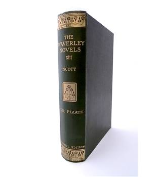 The Waverley Novels Imperial Edition The Pirate