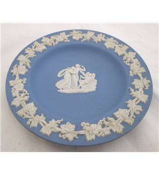 Wedgwood Miniature Blue Plate