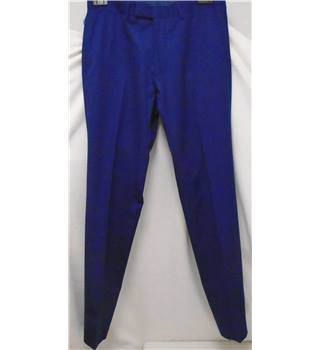 "Mens trousers M&S - Size: 30"" M&S Marks & Spencer - Size: 32"" - Blue"