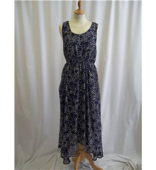 Apricot - Size: 12 - Blue - Long Dress