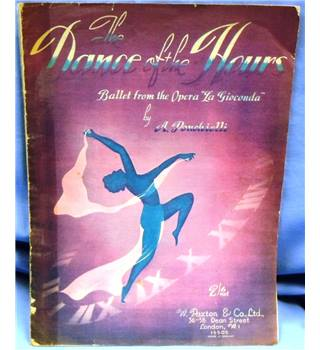 1941. The Dance of the Hours. A. Ponchielli. Ballet from the Opera 'La Gioconda'