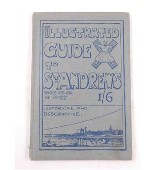 Illustrated Guide to St Andrews - With Plan of City