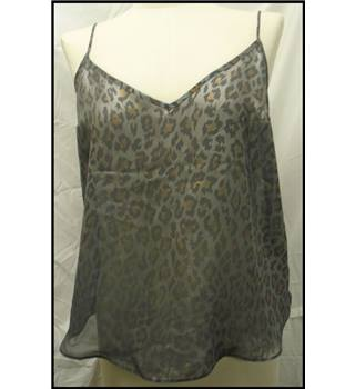 Kelly Brook Collection Cami top size 8 Kelly Brook - Size: 8 - Multi-coloured - Vest