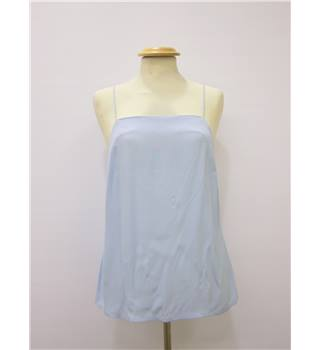 BNWT Warehouse Blue Top Warehouse - Size: S - Blue - Vest