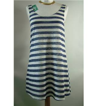 Accessorize stripy vest - size S - Monsoon Accessorize - Size: S - Blue - Vest