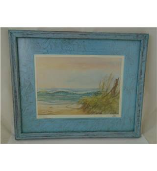 Seascape Signed Limited Edition Print - Small