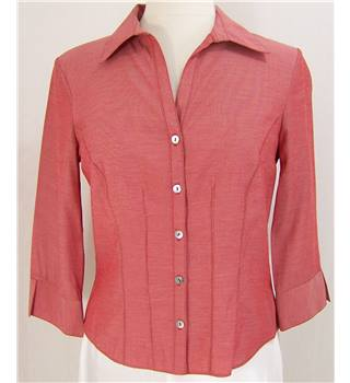Wallis - Size: 10 - Red - Blouse