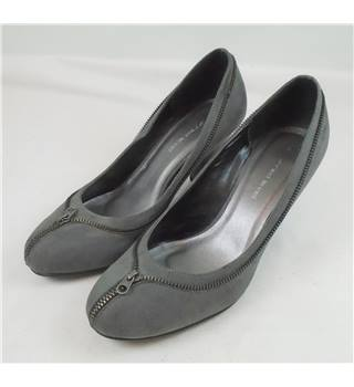 Red Level - Size: 6 - Grey - Court shoes