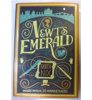 Newt's Emerald - Signed by Author