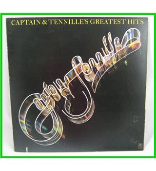 Captain & Tennille's Greatest Hits - SP 4667