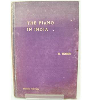 THE PIANO IN INDIA; How to Keep it in Order