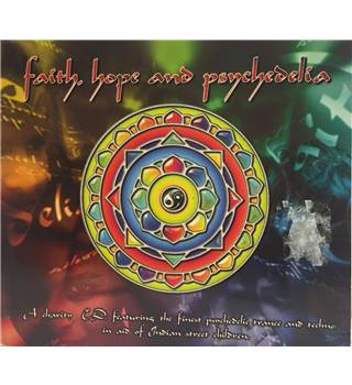 Faith, Hope and Psychedelia - Various Artists