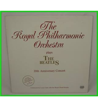 The Royal Philarmonic Orchestra plays The Beatles - INT 160.189