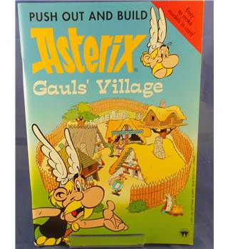 Asterix Push Out and Build Gaul's Village