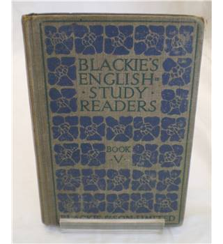 Blackie's English Study Readers Book V