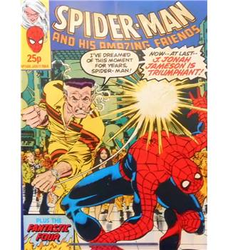 Spider-Man #566 - 11th January 1984