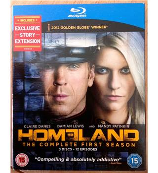 Homeland - The complete first season 15