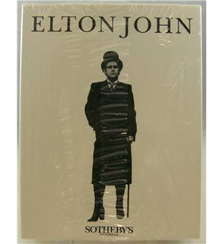 Elton John: Four Volumes Complete Boxed Set