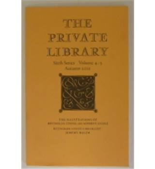 The Private Library Vol. 4.3: The Illustrations of Reynolds Stone