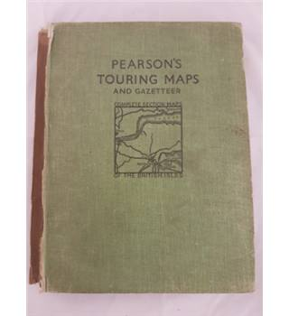 Pearson's Touring Maps and Gazetteer